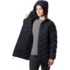 Mountain Hardwear Super/DS Stretchdown Parka Mujer, black